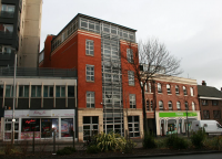 Ground, First & Second Floors, 55 Maid Marian Way, Nottingham