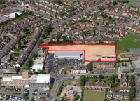 Nottingham, Mansfield Road, Daybrook